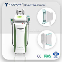 2015 Cryolipolysis fat freezing cell weight lose body shape slimming beauty machine