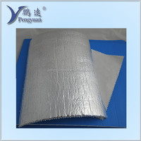 flexible radiant foil/foam/perforated barrier product