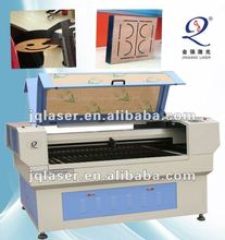 die&plywood&wood laser cutting machine for science working model with CE&FDA