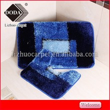 Luxury brand polyester shaggy amaz carpet 3d floor long pile