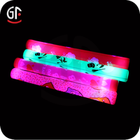 2015 Wholesale branded glow stick Sound Activated Battery Glow Stick