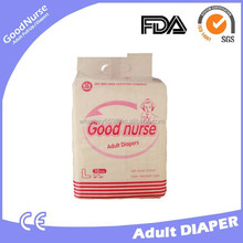 Dry and Soft Cheap Adult Diaper Manufacture