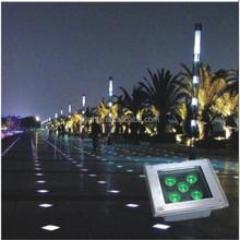 Outdoor underground lighting fixture LED 5W DC12V/24V,AC85-265V,Warmwhite/White/RGB,Long Lifespan