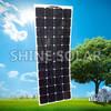 130watt hot selling high efficiency 135W mono Solar panel at best price