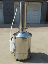 stainless steel 5L/h automatic water distiller