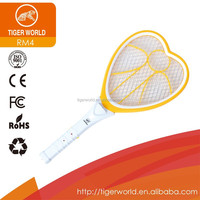 TIGER WORLD manufacturers LED Light Rechargeable electronic Mosquito killing bat