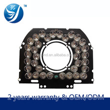 CCTV camera accessories infrared led heat lamp ir led light for cctv dome or bullet camera