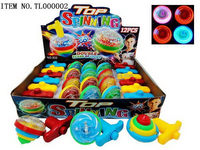 Low price innovative electronic spinning top