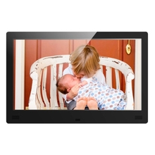 11.6 inch LED Display Multi-media Digital Photo Frame with Holder & Music & Movie Player, Support SD / MS / MMC Card & USB