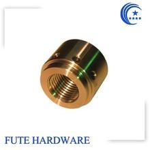 Brass precision multi bye hole cnc machining parts