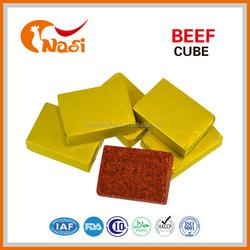 Nasi 12g beef flavor bouillon stock cube