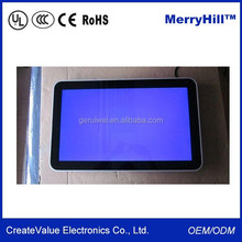 12V Input Tablet 10.1 / 15 / 17 / 21.5 Inch Android 4.4 Mini PC With Dual Nic