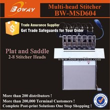 MSD604 Multi stitcher automatic metal wire stitching sewing machine