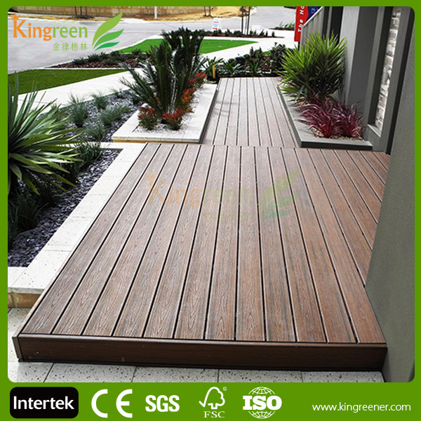 2015 new product construction building modern house for Building a composite deck