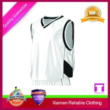 Cheap custom basketball uniform high quality OEM