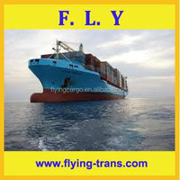 Dedicated trust worthy considerate service contemporary new coming best sea freight rates from china to fos
