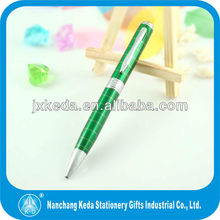 High quality environmental twist ball pen with grid