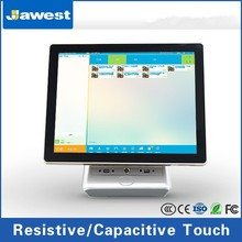 True Flat Fanless Touch Screen POS System/Touch Screen POS Machine/Touch Screen POS Terminal