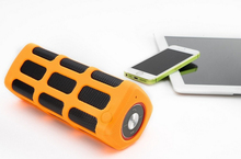 Hot selling mini waterproof outdoor sport speaker shockproof bluetooth speaker with MP3 player and charging phone function S7720