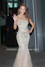 EDM-0171 Wholesale US 30 off Ivory Prom Dresses Sweetheart Celebrity Applique Tulle Formal Party Dresses