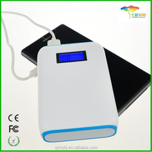 LCD indicator 5000 mah power bank portable phone charger for galaxy note 2