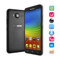 Original Lenovo A916 4G LTE Mobile Phone MTK6592 Octa Core 1GB RAM 8GB ROM 5.5 inch 1280x720 Android 4.4 Play Store in Stock
