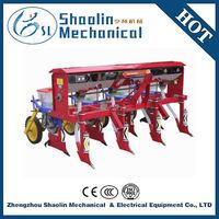 hot sale 1 2 3 4 row corn seeder machine with fertilizer spreader