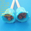 High quality plastic 3.2-16L static mixer tube/mixing nozzle for 50ML AB dual cartridge