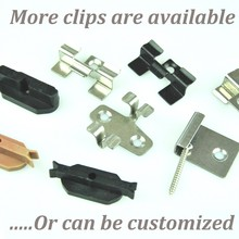 304 316 439 430 201 SS clips for decking, plastic decking clip, stainless steel clip for decking