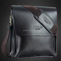 Wholesale Fashion Cheap Men handbag PU Leather Men Bag