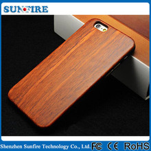 Factory Wholesale for iphone 6 wood case, for iphone covers 6 wooden, blank wood case for iphone