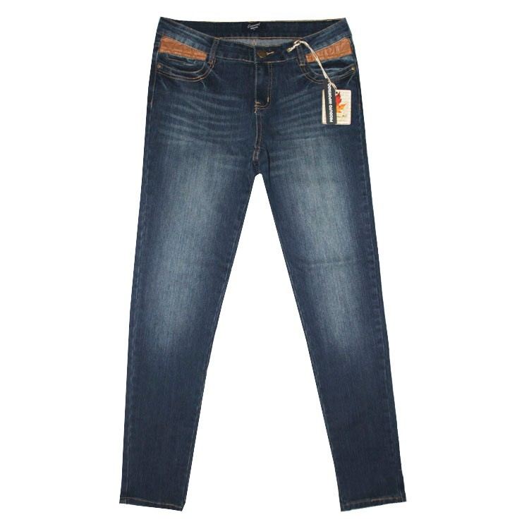 Finding % cotton jeans that have a high rise and a comfortable fit is impossible. Although there is not enough room in the seat for a normal behind and the legs are a bit baggy and some cut off grain, they are acceptable. The fit is true to size for my body and the price is excellent.4/4().