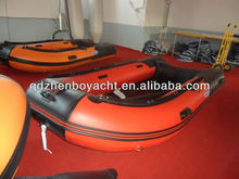 leisure inflatable boat/sea side holidays inflatable boats