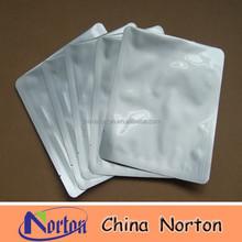 Heat Seal silver aluminum foil packing bag ,alu foil paper NTP- ALF343B