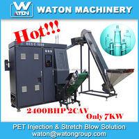 High efficiency Low production cost plastic bottle making machine price