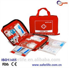 Convinient auto military first aid kit emergency supply medical first aid kits
