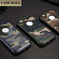 For iPhone 6/6s Case, Wholesale Phone Case Cover for iPhone 6, 2 in 1 Camouflage Phone Case for iPhone6