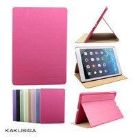 Best quality& luxury ultra-thin PU leather case for samsung galaxy tablet 2.7