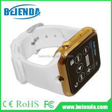 Fashion Waterproof 2G SIM Card Wearable Smart Watch Mobile Phone/Digital Bluetooth Watch
