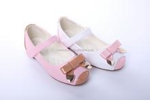 XBT0056 2015 stylish hot sale japanese style children shoes , beautiful children dress shoes