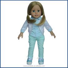 18 inch American black girl doll/ flying fairy doll/ fairy dolls for children