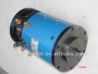 5kw 72v DC brushed Motor for electric car engine,brushed tricycle motors