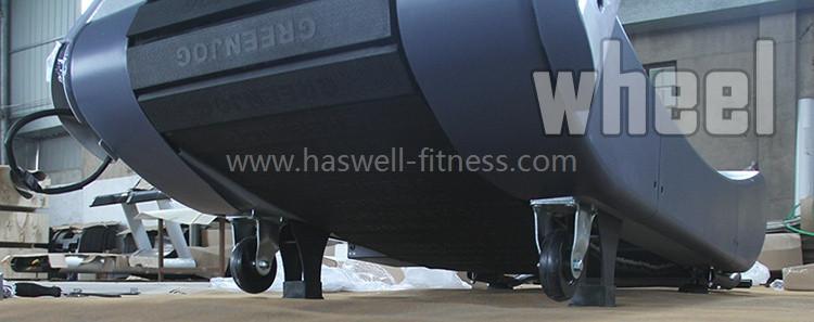 Скорость доски fit woodway mercury кривая руководство механическая беговая дорожка