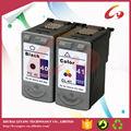 Fábrica de venta directa de cartuchos de tinta recargables para canon pg-40 cl-41