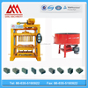 Sand/fly ash/cement/concrete brick making machine price