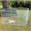 Cheap temporary pet fence