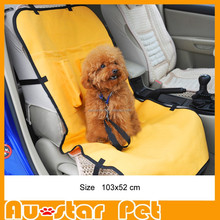 Oxford Copilot Pet Seat Cover, Pet Hammock Car, Pet Car Seat Protector