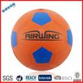 25% de goma 5/4/3/2/1 pelotas de fútbol de tamaño 5