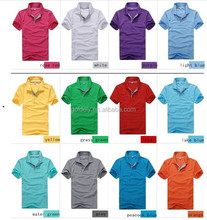 OEM Polo T-shirt Wholesale,cotton men polo t-shirt clothing with high quality manufacture in China