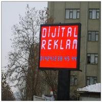P5 P6 P10 SMD outdoor led display alibaba express dhl to europe from china scrolling text message led display panel